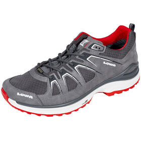 Lowa Innox Evo GTX Low Shoes Men grey/red